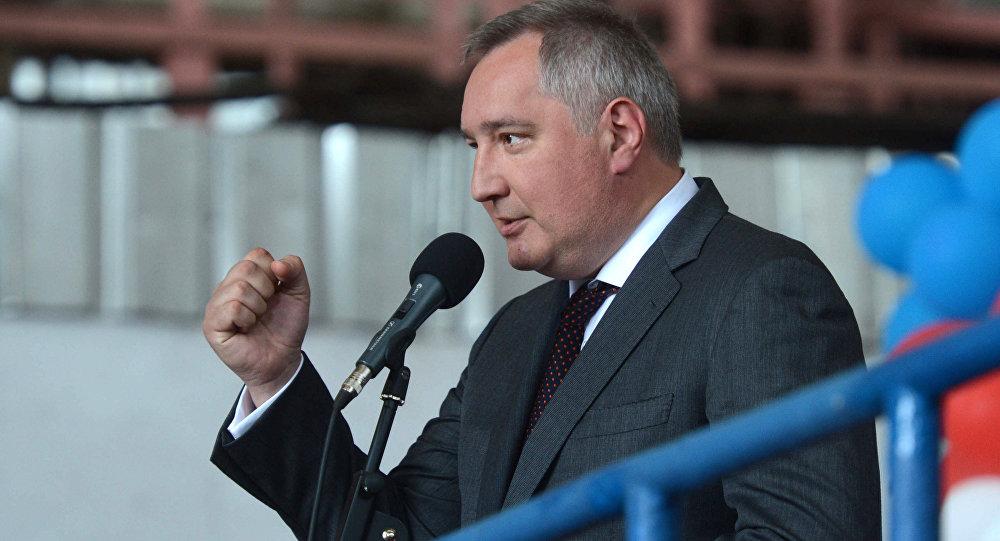 Рабочая поездка вице-премьера РФ Д. Рогозина в Крым