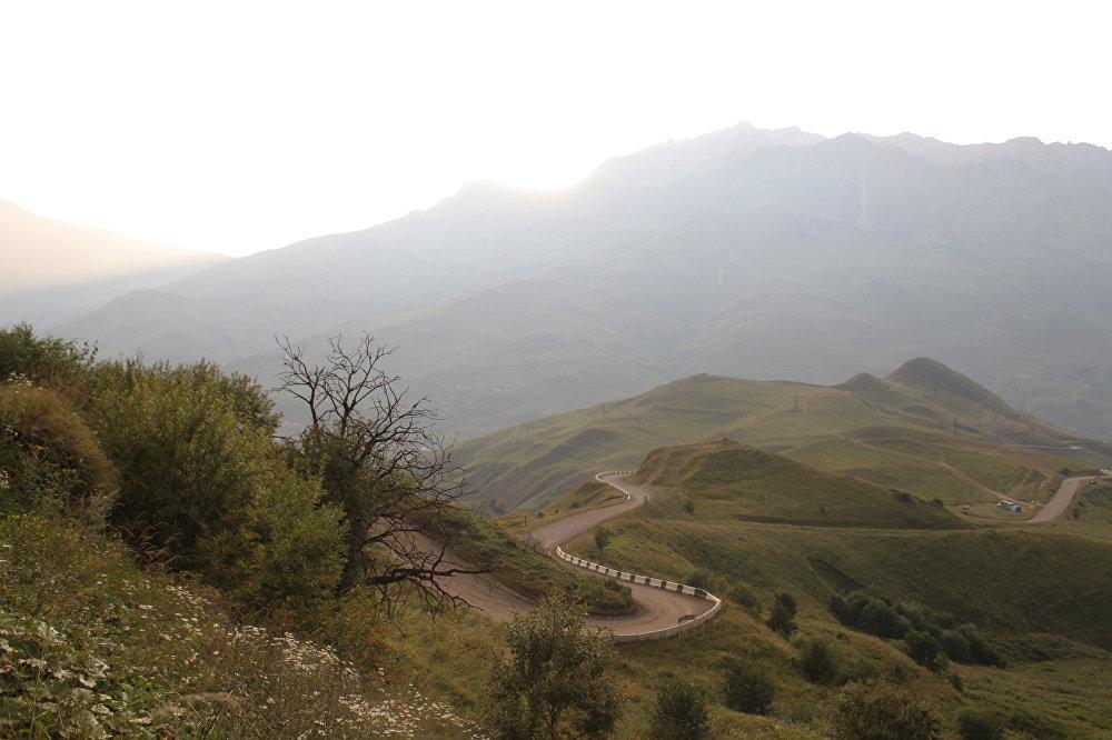 Путешествие в Даргавс