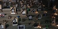 Девятая годовщина: в Южной Осетии вспоминали жертв войны