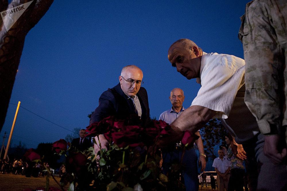 9 годовщина войны августа 2008 года