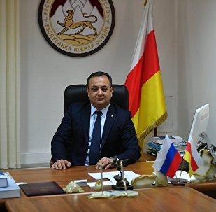 Посол РЮО в РФ Знаур Гассиев