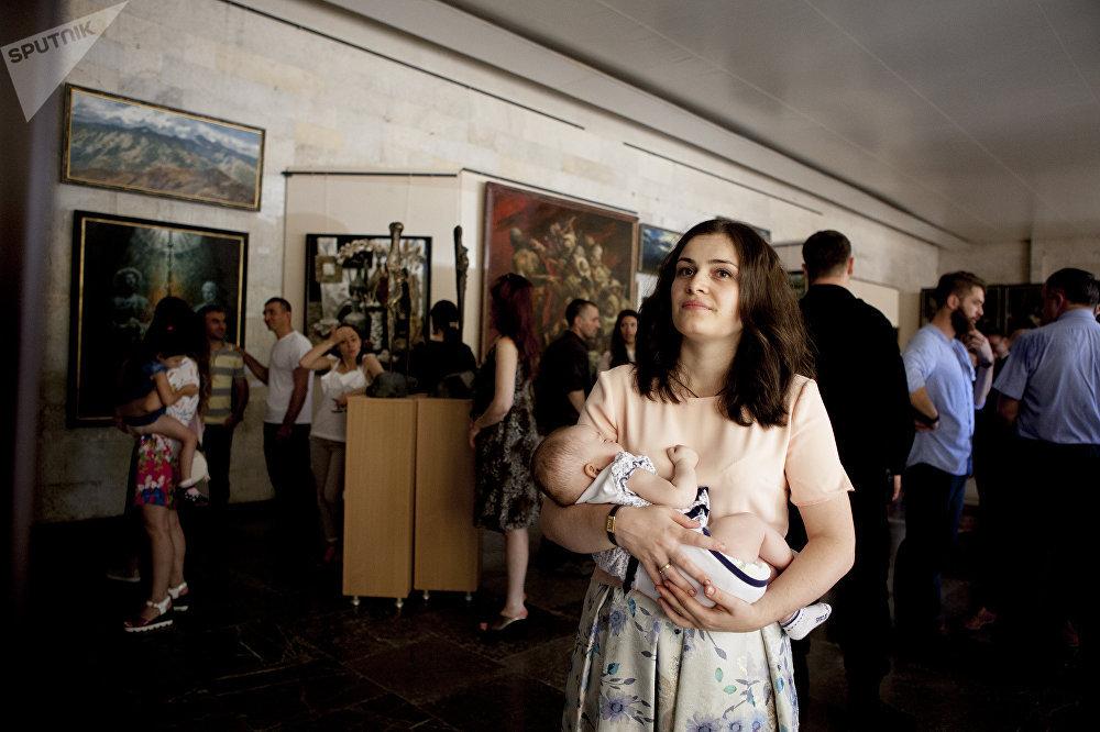 Выставка Памяти предков