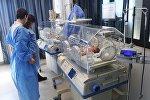 Детское отделение больницы