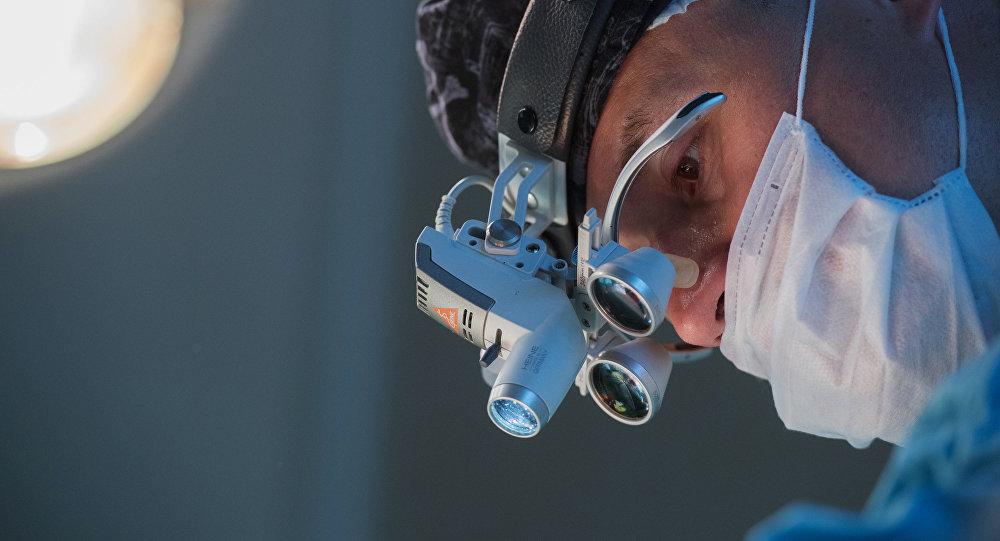 Ученые лекарство от всех видов рака начали испытывать на людях Sputnik  Сергей Гунеев