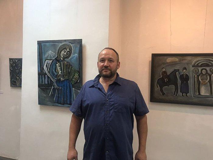 Осетия приехала из Петербурга в Москву: открытие выставок в Галерее А3