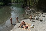 Отдых на реке