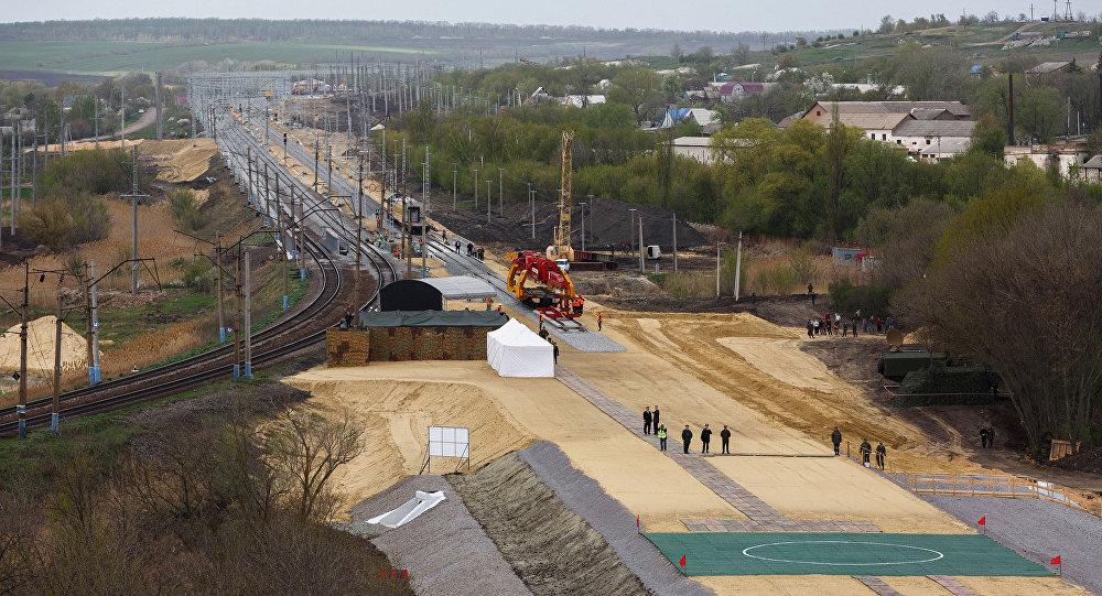 Руководство Минобороны РФ совершили рабочую поездку в Ростовскую и Воронежскую области