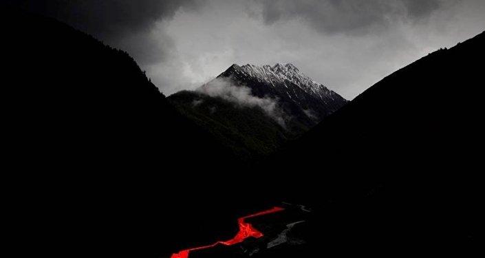Фотопроект Федора Телкова о Северной Осетии