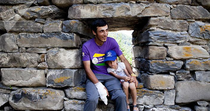 Маяки дружбы.Башни Кавказа.