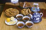 Чай по-туркменски