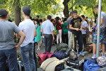Дети едут в Абхазию