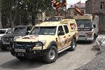 Пробег веры: участники всероссийской акции побывали в Южной Осетии