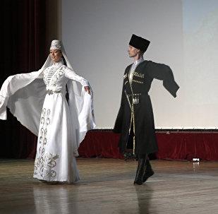Александровы номыл ансамбль Цхинвалы