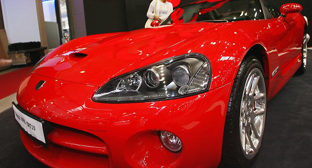 FCA сняла спроизводства суперкар Dodge Viper