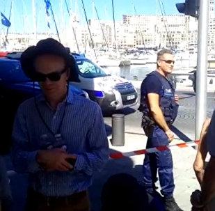 Следствие не считает терактом наезд машины на пешеходов в Марселе