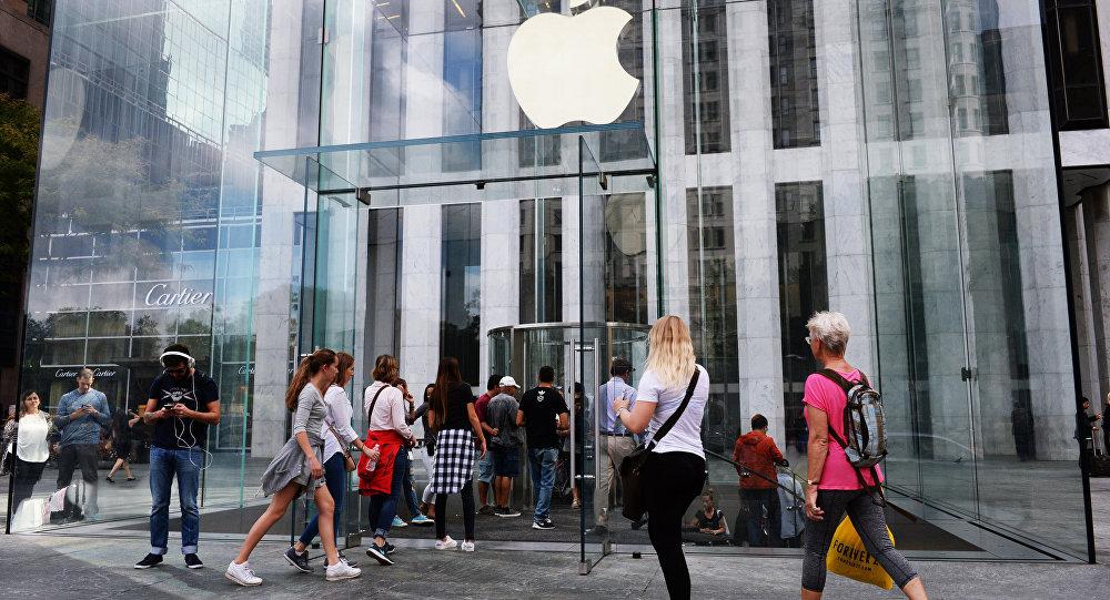Продажа смартфонов iPhone