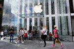Продажа смартфонов iPhone 6s и iPhone 6s Plus