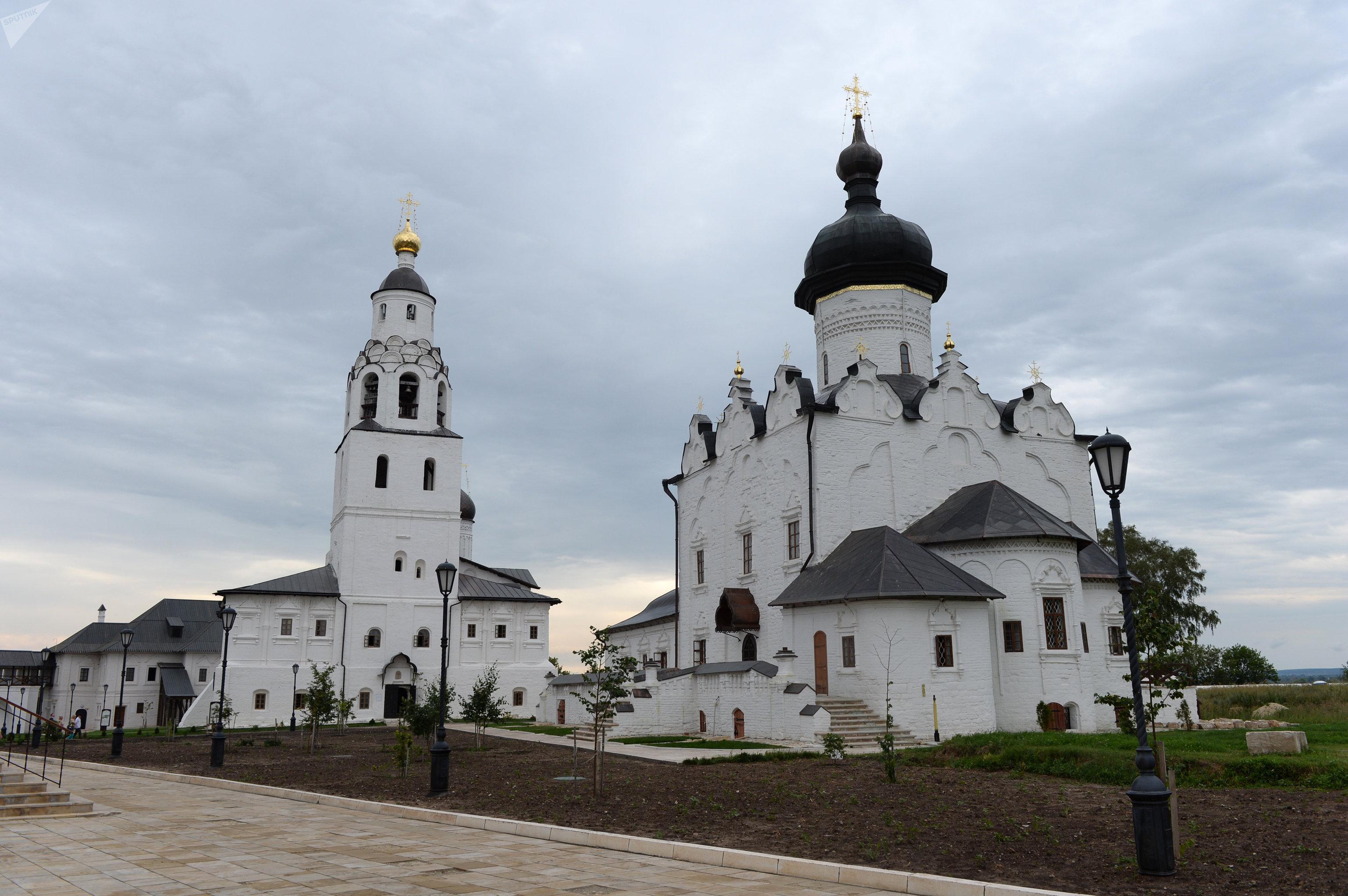 Собор Успения Пресвятой Богородицы в Свияжске