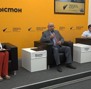 Медоев рассказал о работе по дальнейшему признанию Южной Осетии