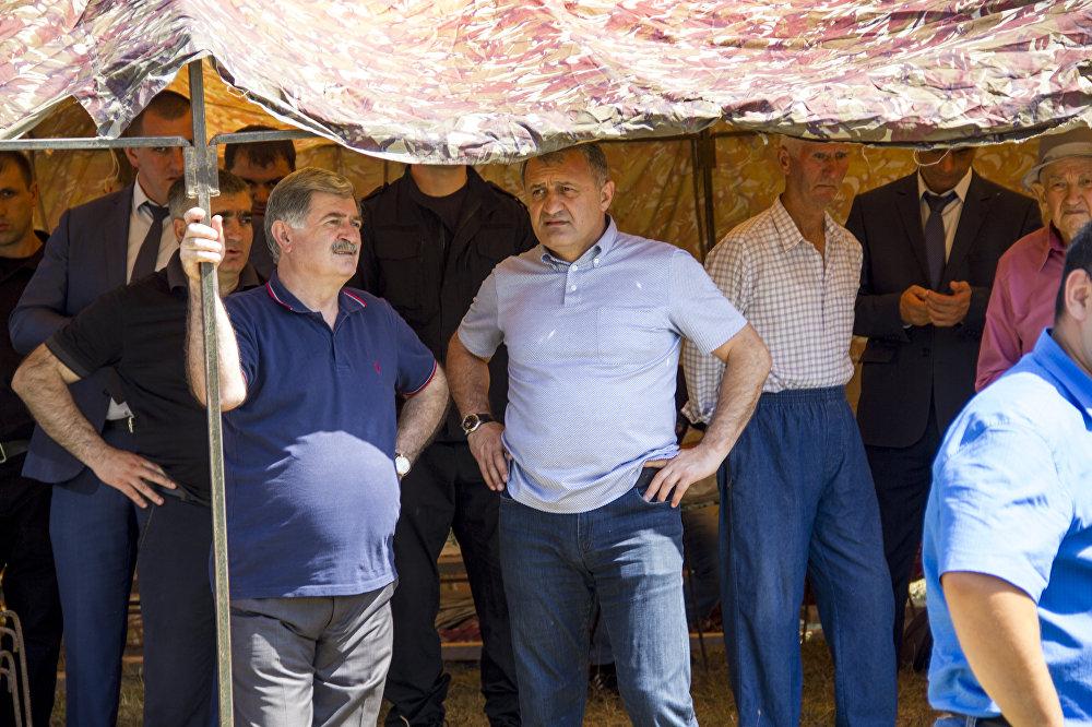 Джип-триал в Южной Осетии