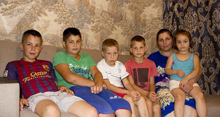 Семья Биченовых