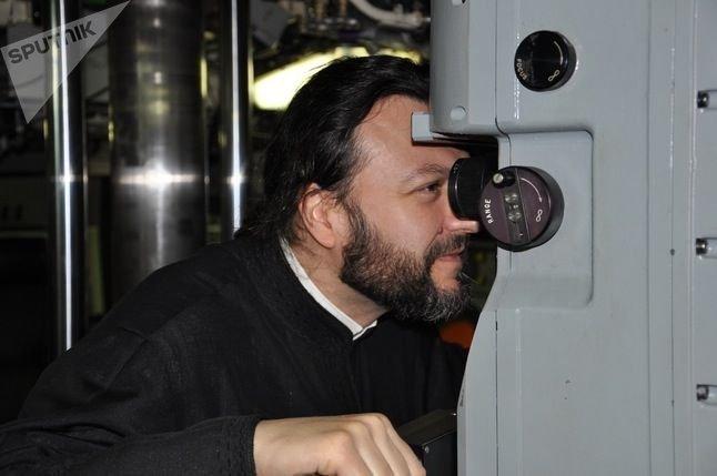 Подводная лодка ВМФ Аргентины Святой Иоанн.