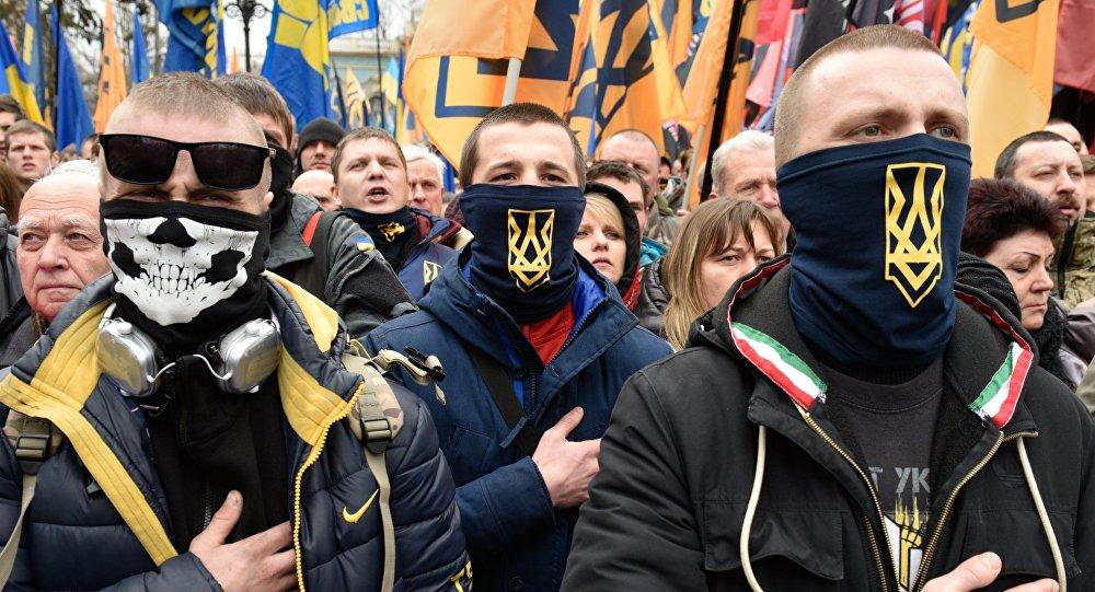 Акции протеста в Киеве