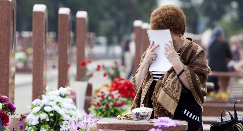 Траурные мероприятия в годовщину трагедии в Беслане