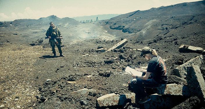 Фильм, снятый на фоне отходов завода Электроцинк