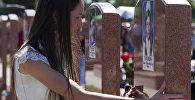 Акция памяти, посвященная восьмой годовщине теракта в Беслане