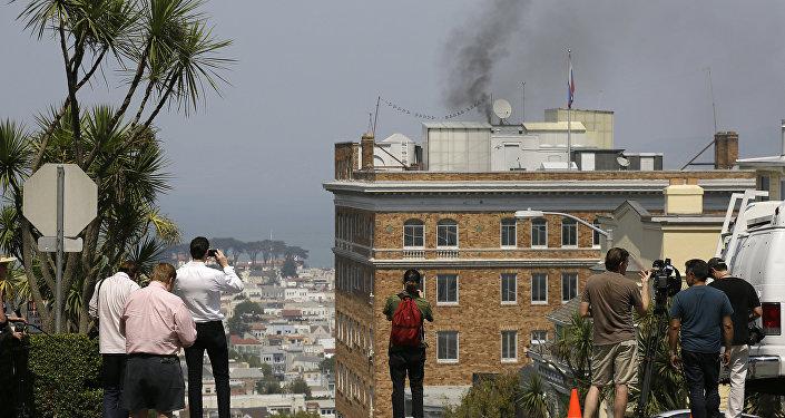 консульство России в Сан-Франциско