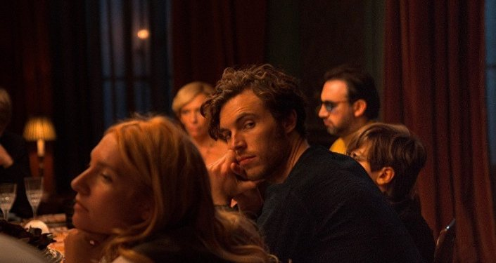 Кадр из фильма Мадам