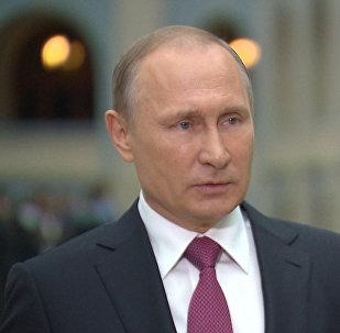 Путин о нелегальных разведчиках
