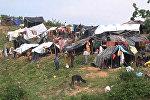 Более 123 тысяч беженцев-рохинджа прибыли в Бангладеш из Мьянмы