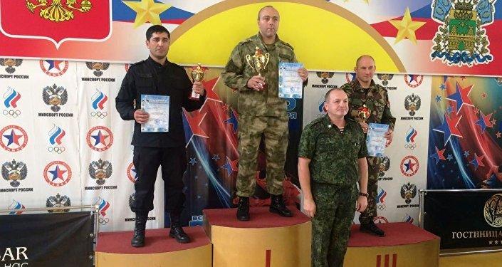 Напервенстве СКФО посамбо дагестанцы завоевали 7 наград
