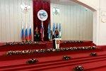 Президент Южной Осетии выступил на торжестве в Нальчике