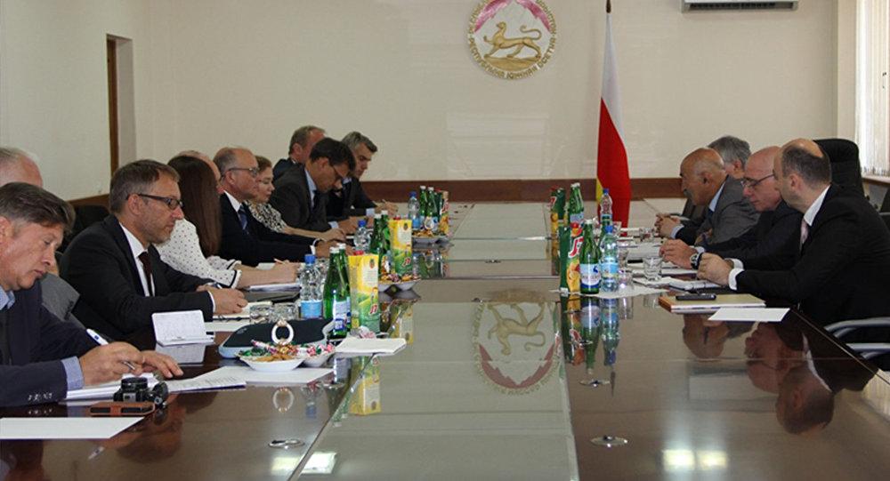 Сообщение пресс-службы Министерства иностранных дел Республики Южная Осетия
