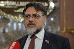 И.о. министра иностранных дел ЛНР Владислав Дейнего