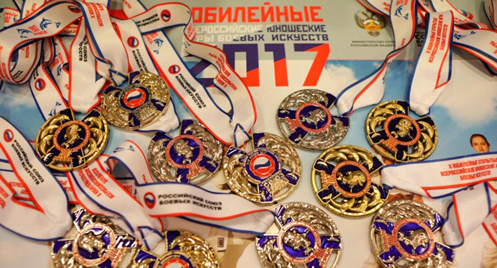 X открытые Всероссийские юношеские Игры боевых искусств