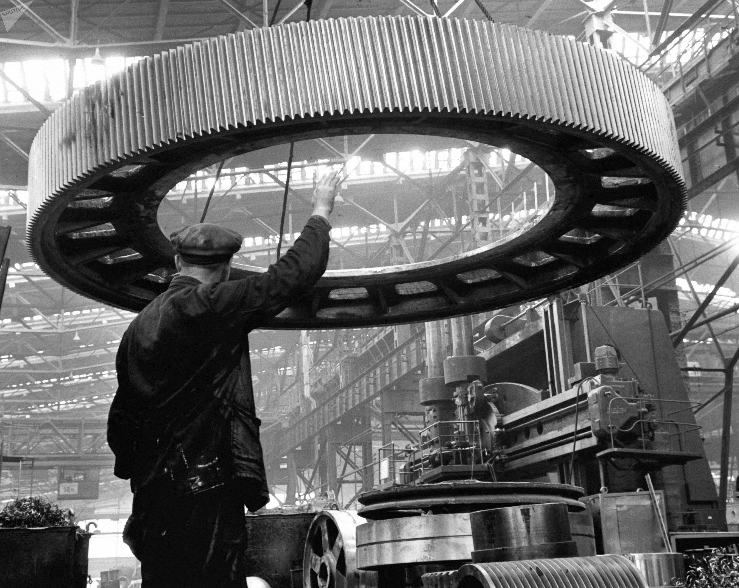 Уральский завод тяжелого машиностроения