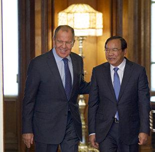 Россия и Камбоджа подписали соглашение о военно-техническом сотрудничестве