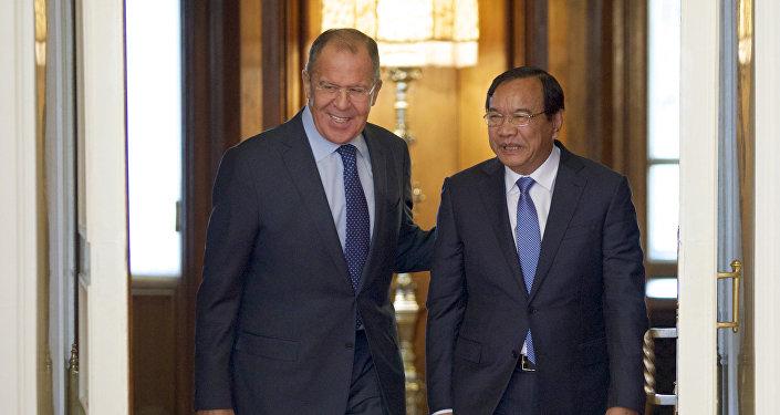 Российская Федерация иЛаос ищут пути расширения сотрудничества