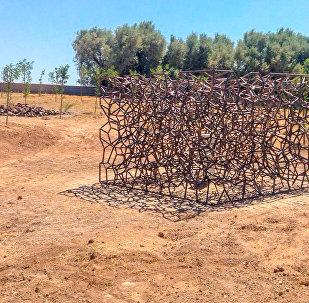Скульптура Портала в Турции