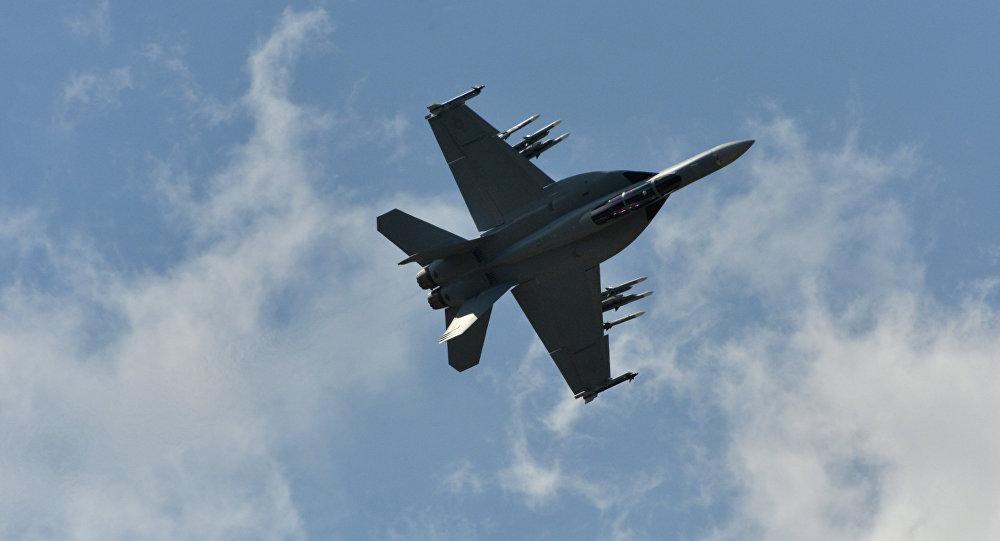 При авиаударе сил коалиции США вРакке погибли двадцать мирных граждан