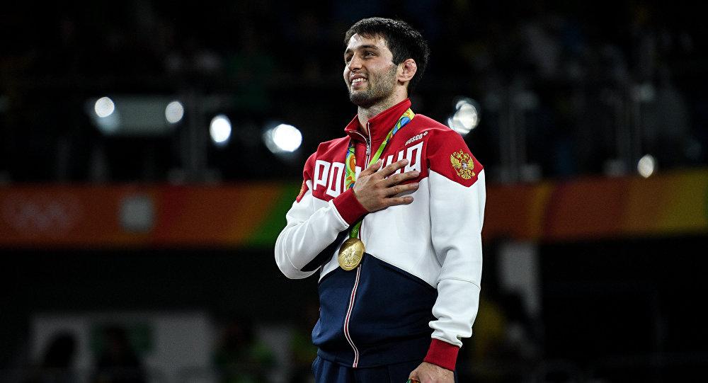 Красноярский борец стал чемпионом мира среди военнослужащих