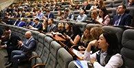 Форум молодых лидеров Евразии в Москве