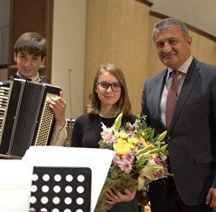 Музыканты из Южной Осетии выступили на фестивале Мариинский-Владикавказ