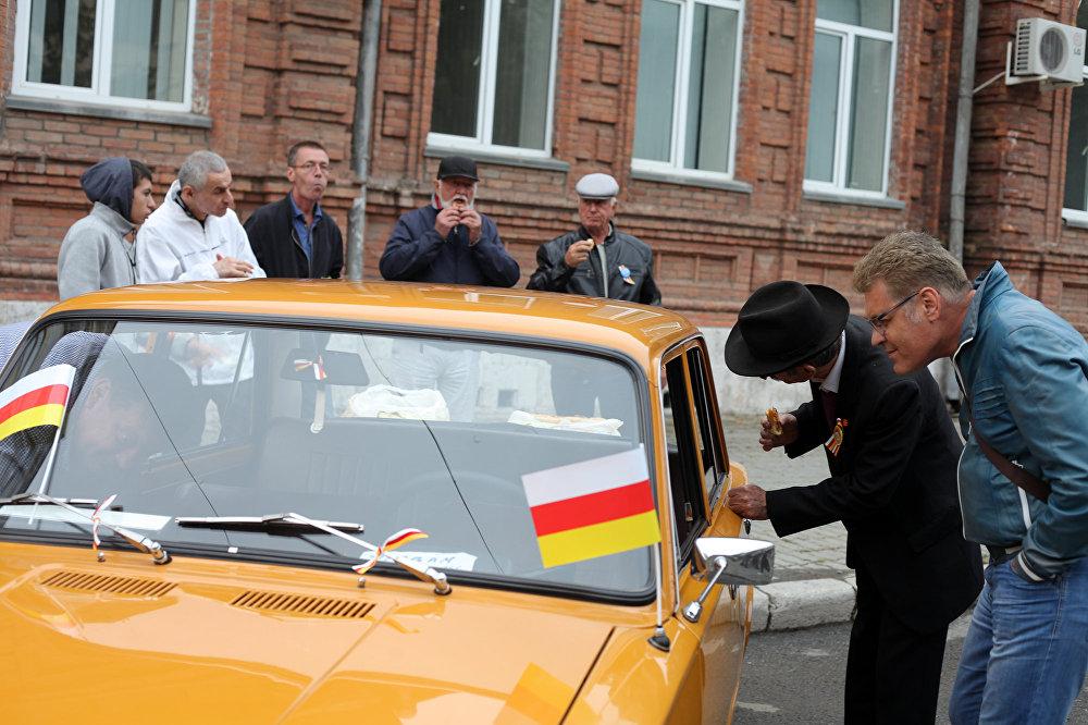 Во Владикавказе отметили день города и республики