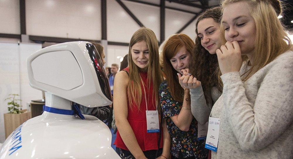 Государственная дума подготовит закон оботношениях робота ичеловека