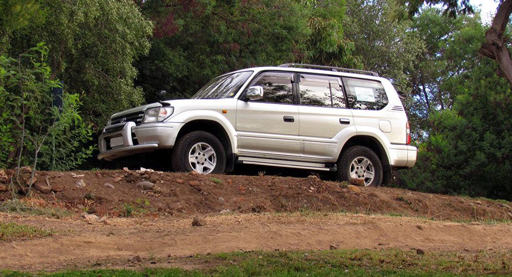 Toyota Land Cruiser Prado TX Limited 1998